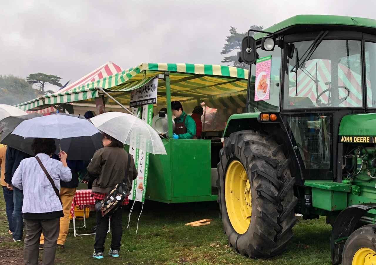 ポールラッシュ祭り2019は清里で開催!記念館には1851年の輸入トラクターも!
