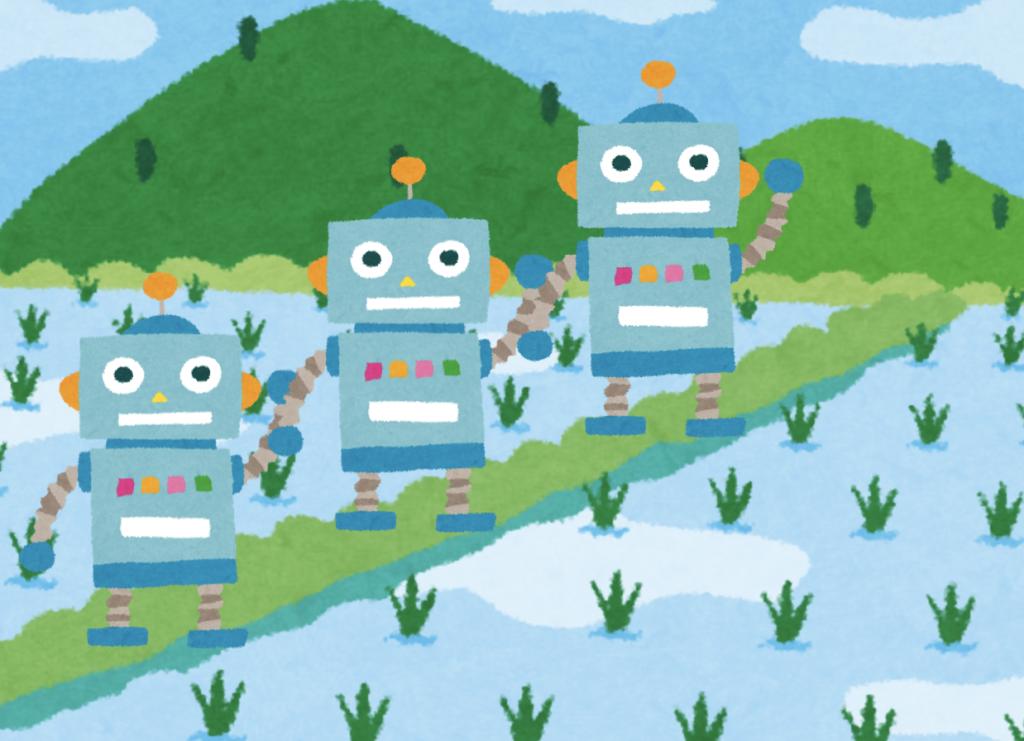 スマート農業(スマートアグリ)?ドローン、ロボットが農作業?最先端の農業!