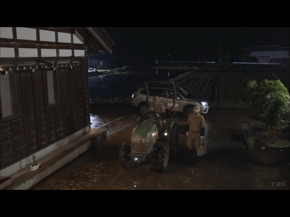 日曜劇場『下町ロケット・ヤタガラス』第9話、日本の農家のために佃製製作所は?
