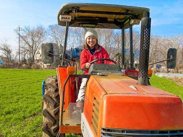 モンベルのフィールドウェアとは?農業女子のおしゃれに良い!