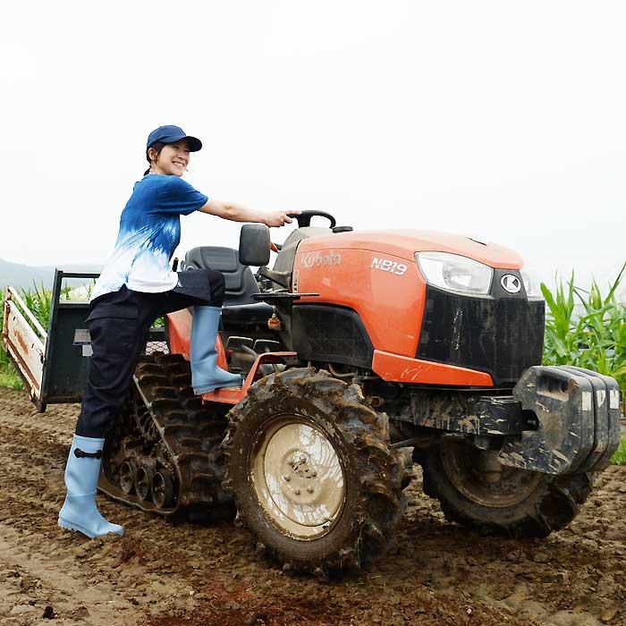 おしゃれに農業女子するには?女性向け農業アイテムを紹介!